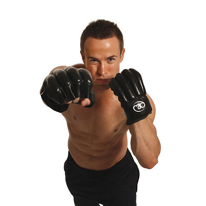 Fitness Mad Leather Bag Gloves