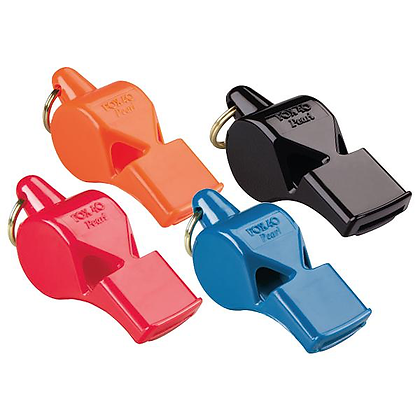 Fox 40 Safety Whistle And Strap