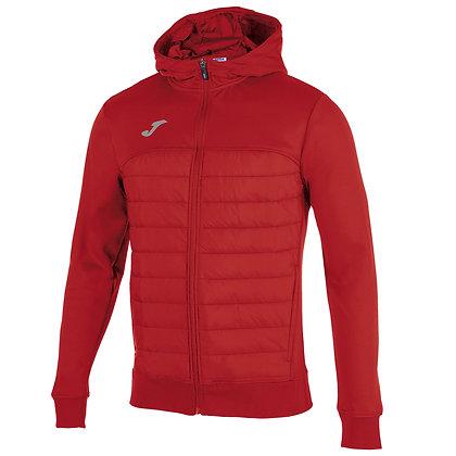 JOMA Berna Hoody Jacket - Red