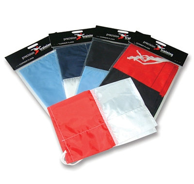 Flags for corner posts