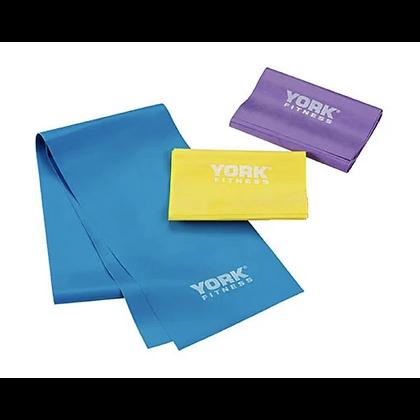 York Pilates Resistance Bands