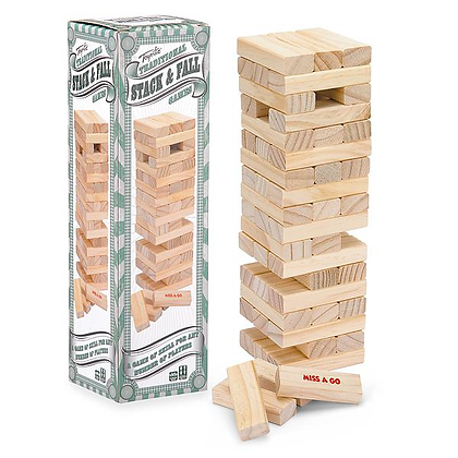 STACK AND FALL