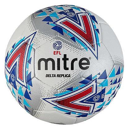 Mitre Delta Replica Football