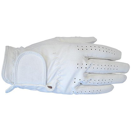 Mens Leather Bowls Glove Right Hand