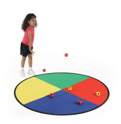 Velcro Hoop target