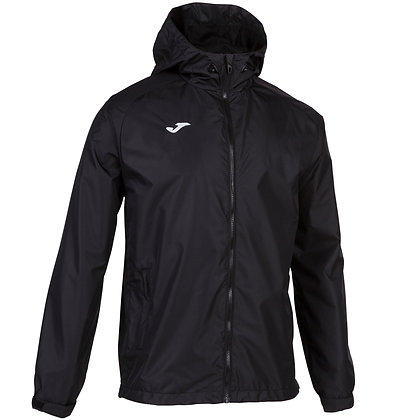 JOMA Cervino Polar Anorak - Black