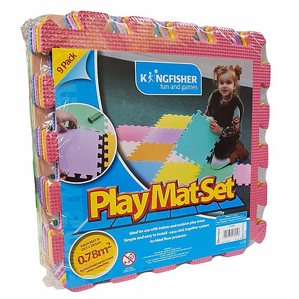 Play Mat Set