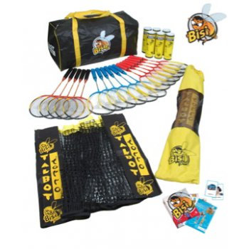 Whole class Primary Badminton set