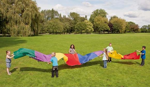 Wave Parachute