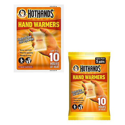 Hand Warmers (pack of 5)