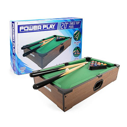 Pool Table - 20 inch