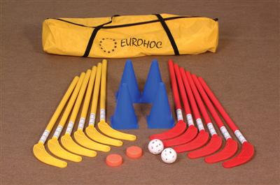 Eurohoc Junior set