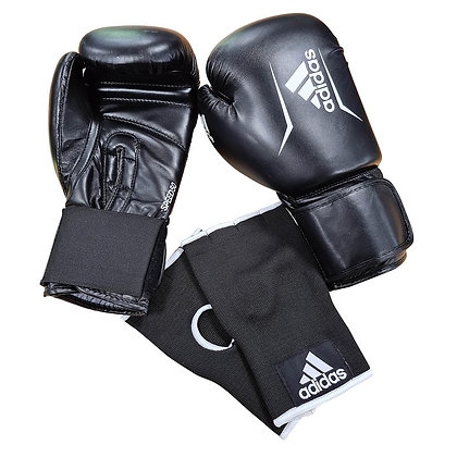 Adidas Boxing Glove and Inner Set (SMU)