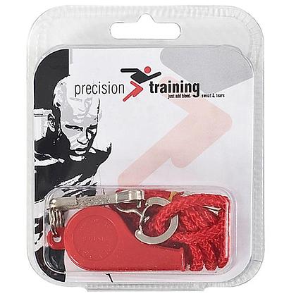 Precision Plastic Whistle & Lanyard (Single)