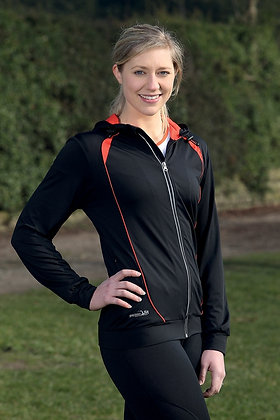 Ladies Running Hoodie- sizes 12 or 14