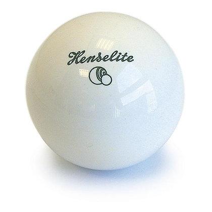 Henselite Bowls Jack White