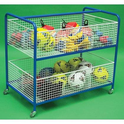 Multi purpose Storage Trolley