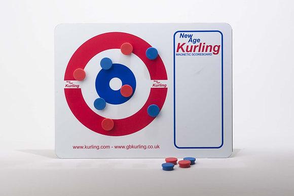 Kurling scorecard