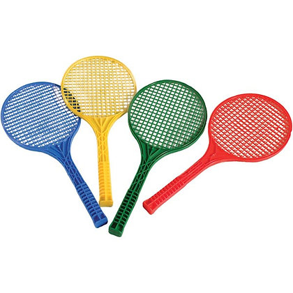 Short tennis racket