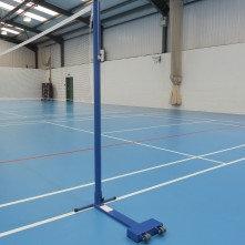 Edwards Badminton Posts - pair