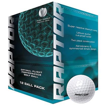 Golf Balls - 12