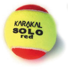Low compression tennis balls - 12 Karakal