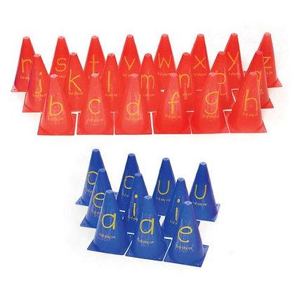 Literacy cones