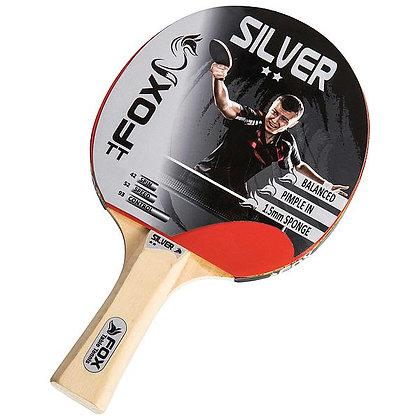 Fox TT Silver 2 Stable Table Tennis Bat