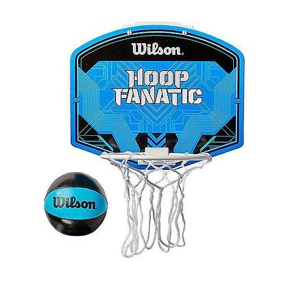 Wilson Mini Hoop and ball