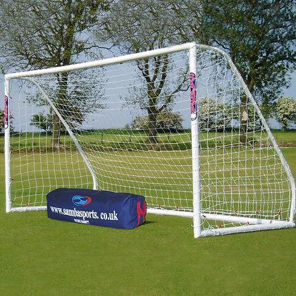 "Samba Match goals - pair 12"" x 6"""
