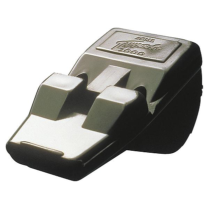 Acme Tornado 2000 Black Plastic Whistle