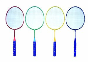 KS1 Mini Pack of 4 rackets