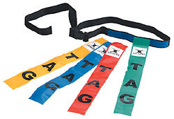 Tag Rugby Belts