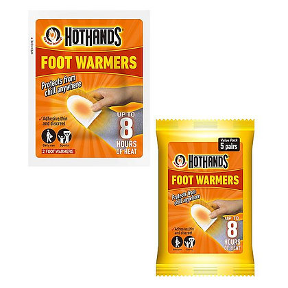 Foot Warmers (pack of 5)