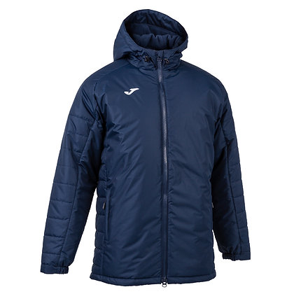 JOMA Cervino Polar Anorak - Dark Navy