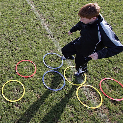 Speed Agility Hoops - set of 12