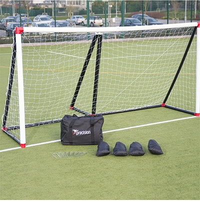 Inflatable goal 12 x 6ft - each