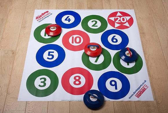 Kurling / bowls Kounters target