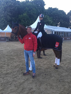 Matt Frost Dressage - International Dressage Rider & Trainer