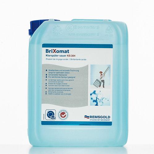 BriXomat Klarspüler sauer KS 304 // 10 kg