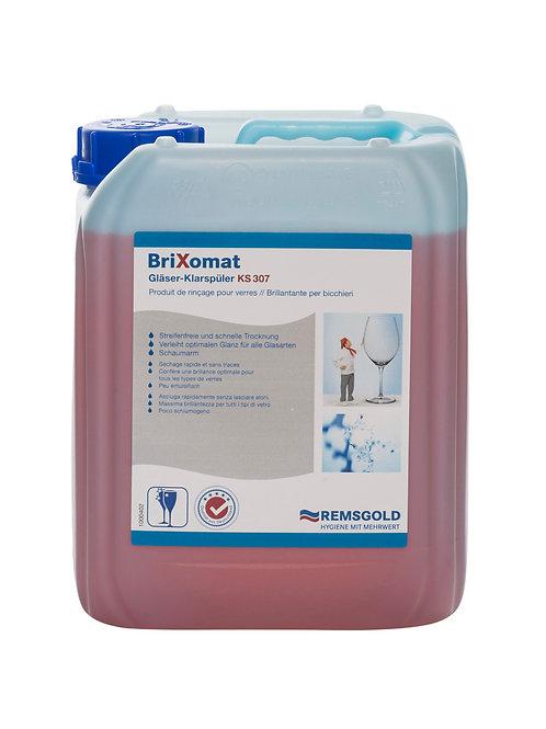 BriXomat Gläser-Klarspüler KS 307 // 10 kg