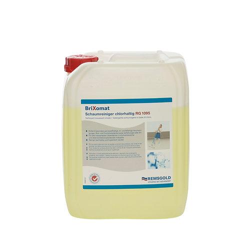 BriXomat Schaumreiniger chlorhaltig RG 1095 // 10 kg