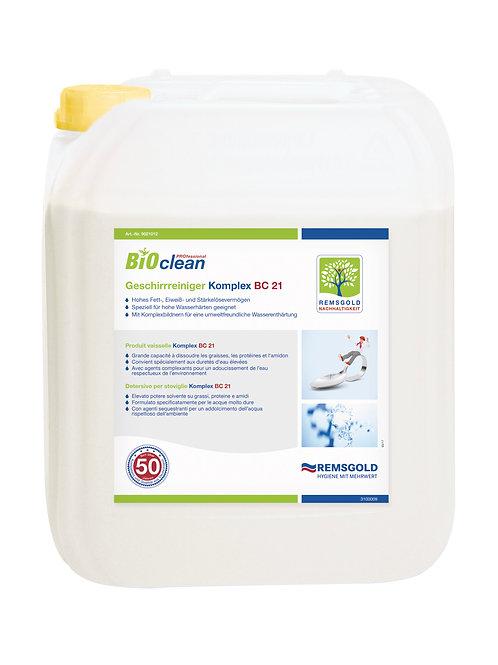 BIOclean PROfessional Geschirrreiniger komplex BC 21 // 12 kg