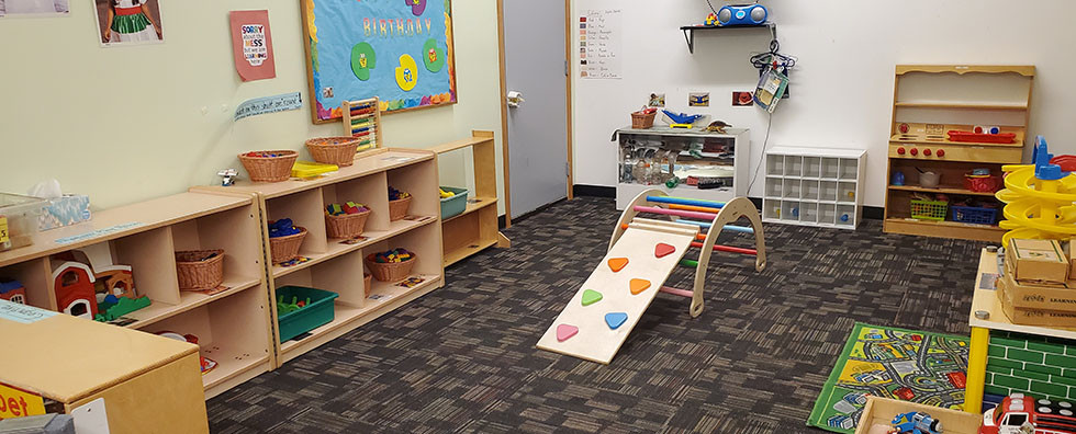 two year olds Classroom at Share & Care2