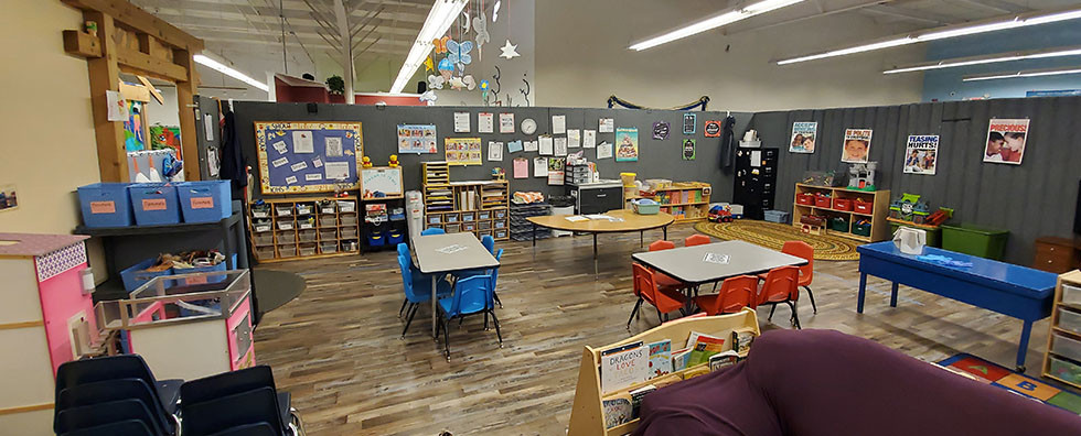 Before & After School Primary Classroom