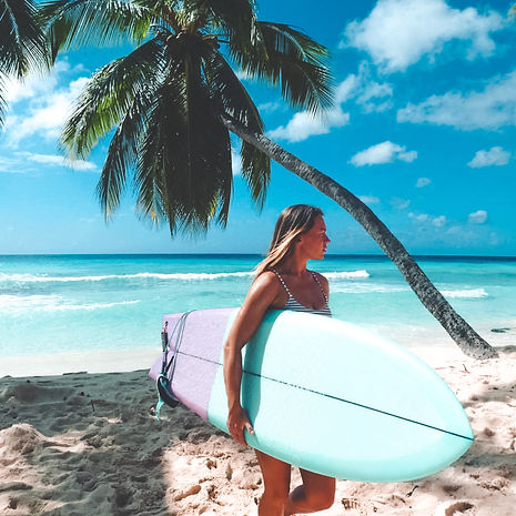 Surfer, Surf girl, Yoga and Surfing, Beach, North Wales, Ayla Yoga