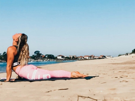 How does Yoga improve your Surfing?