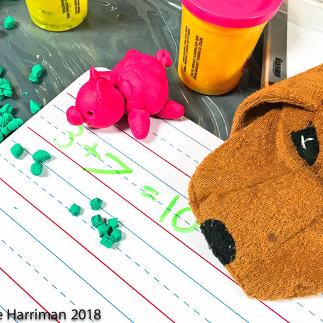 Hands-on Math with Playdough:             Using Multiple Intelligences to Engage Learners