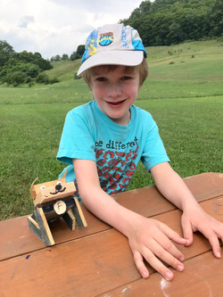 Kid's Woodworking Project
