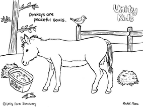 Donkey Peace